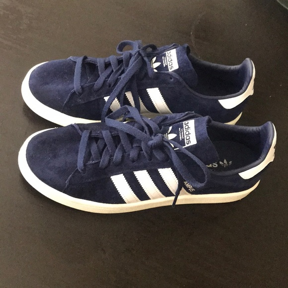 new products 09038 eca9b adidas Other - Adidas campus suede mens originals 8 12